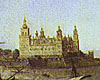 Kronborg before the fire 1629