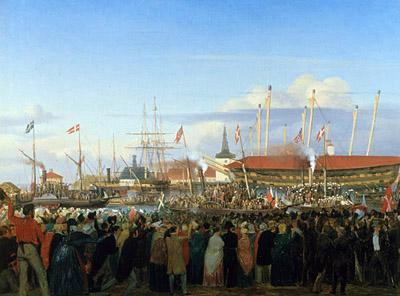 regeringen i danmark