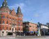 The Great Square (Stortorget) in Helsingborg