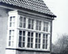 Bay windows in Hamlets Vænge