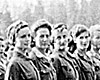 Women´s Army Corps in Hortunaholm