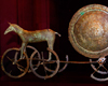 The Back of the Sun Chariot